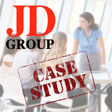 Case study of JD Group