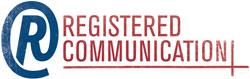 Registered Communication