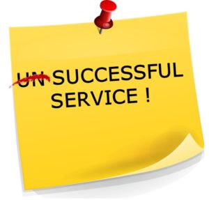 Substituted service