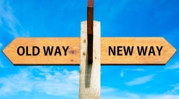 The new way is Digital